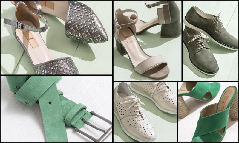 Bayan Sandalet Renkleri
