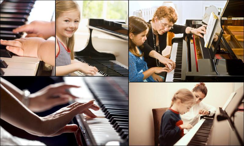 Piyano Dersinin Amacı