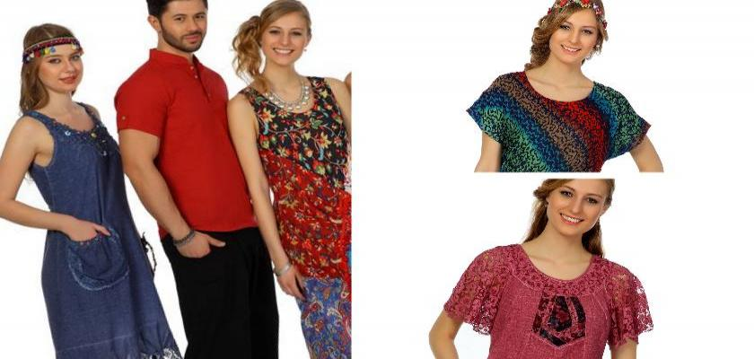 Şile Bezi Elbise Modelleri