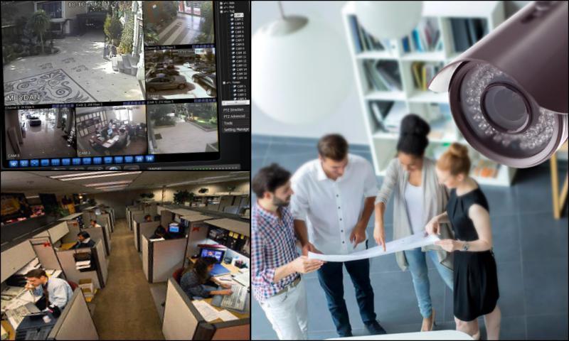 İş Yeri Kamera Sistemleri
