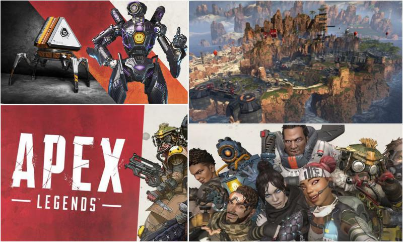 Apex Legends Coins Satışı