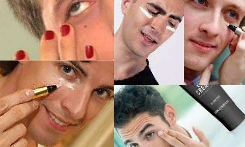 Erkekler İçin Göz Altı Kapatıcısı Kullanımı