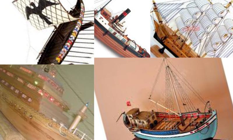 Maket Gemi Nasıl Yapılır?