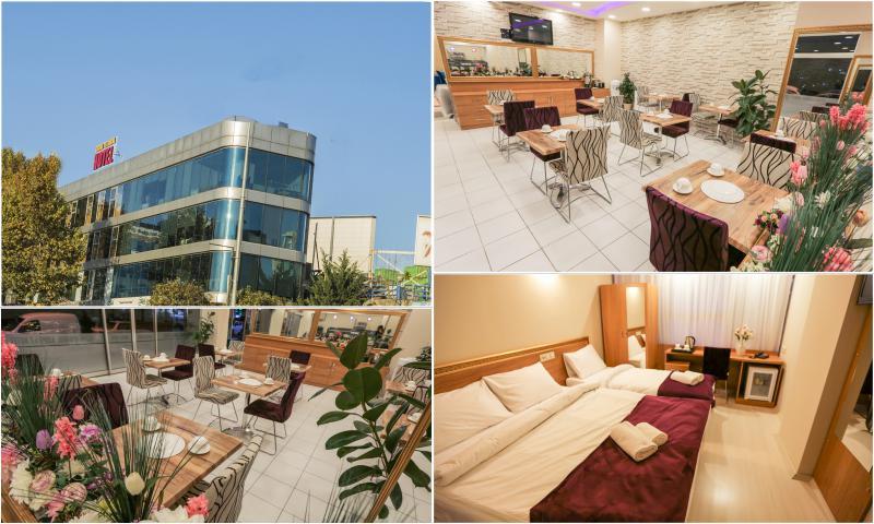 Atatürk Havalimanı Yakın Otel