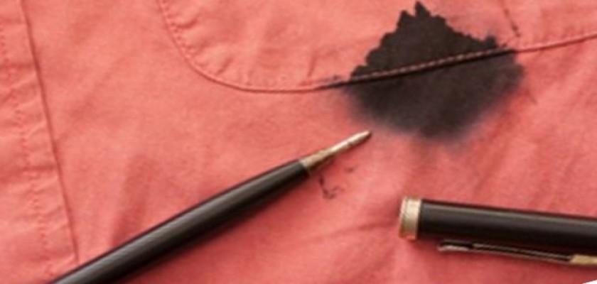 İnatçı Mürekkep Lekesi Nasıl Çıkar?