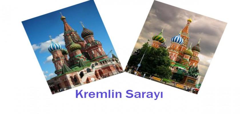 Kremlin Sarayı Hakkında Bilmedikleriniz
