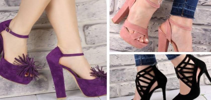 Modern Topuklu Ayakkabıların Farkı Nedir