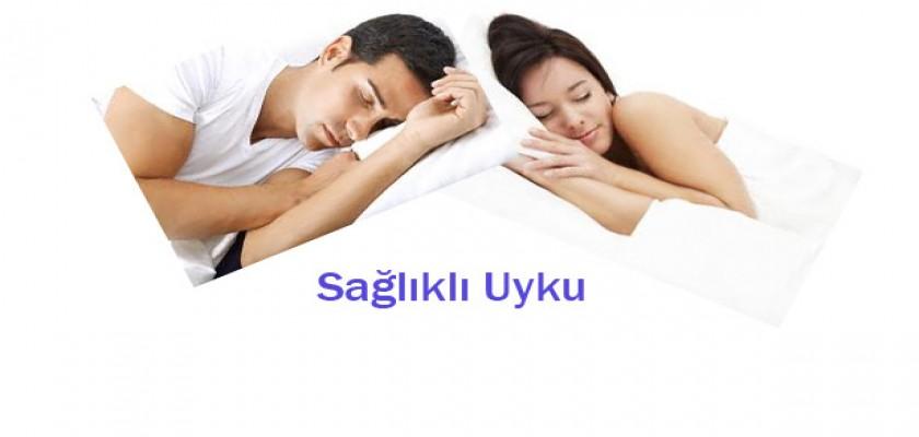 Sağlıklı Bir Uyku, Sağlıklı Bir Günün Habercisi