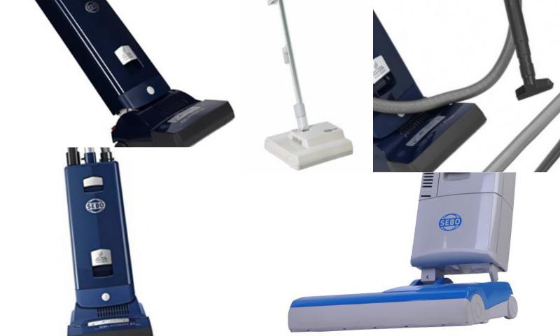 Sebo Teknolojisi Temizlik Makinaları