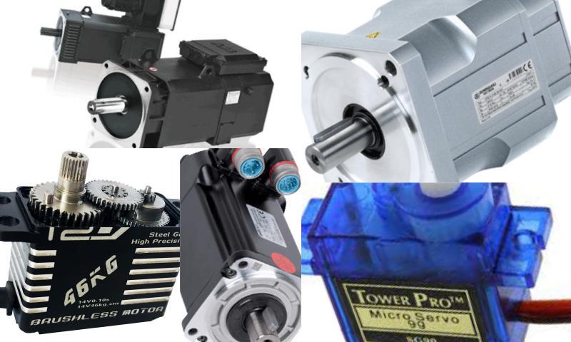 Dijital ve Analog Motor Tipleri