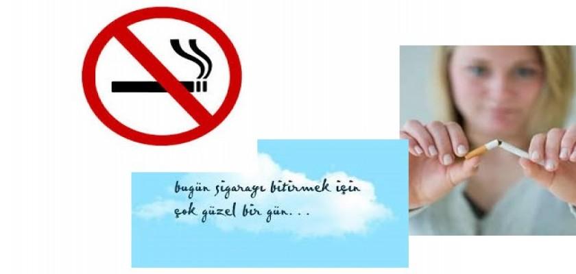 Sağlıklı Bir Yaşam İçin Sigarayı Bırakın