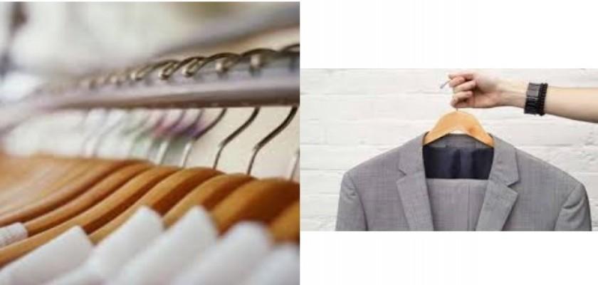 Sizin İçin Elbiseleriniz Temizleniyor