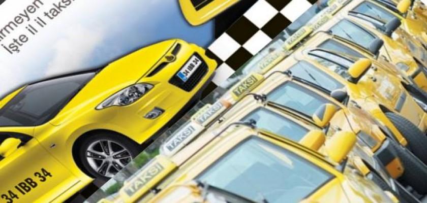 Taksi Şoförlerine Standartlar Geliyor 2014